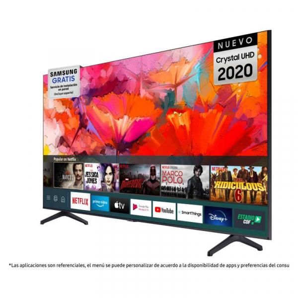 "TV LED 65"" UN65TU6900GXZS"