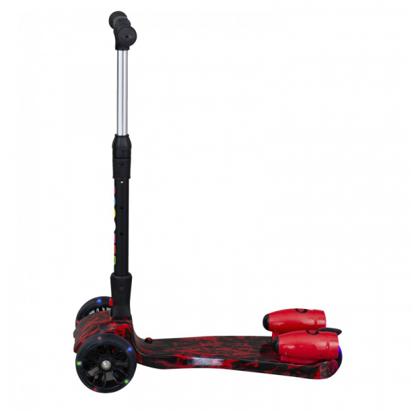 SCOOTER VAPOR/LUZ RED