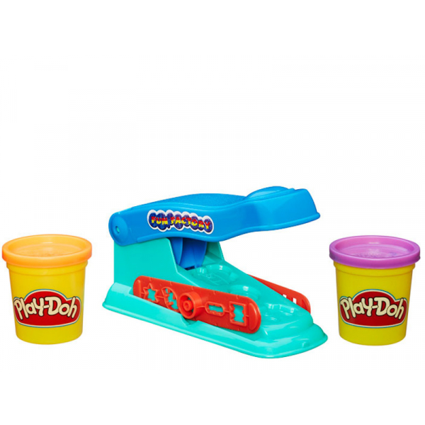 PLAY-DOH FABRICA DIVERSION