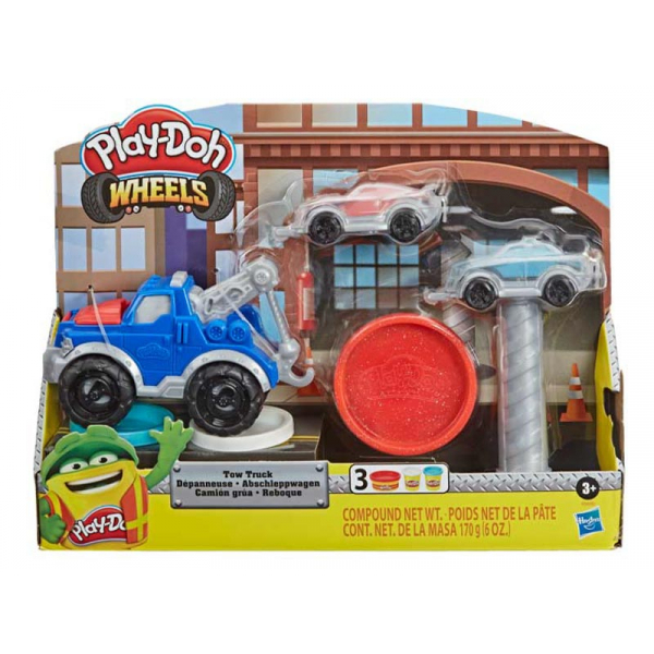 PLAY-DOH WHEELS CAMION