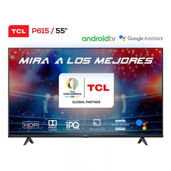 """TV LED 55"""" 55P615"""