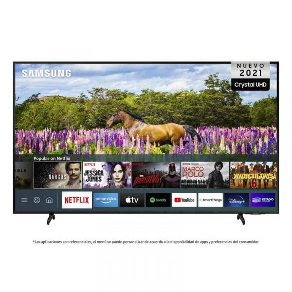 """TV LED 60"""" UN60AU8000GXZS"""