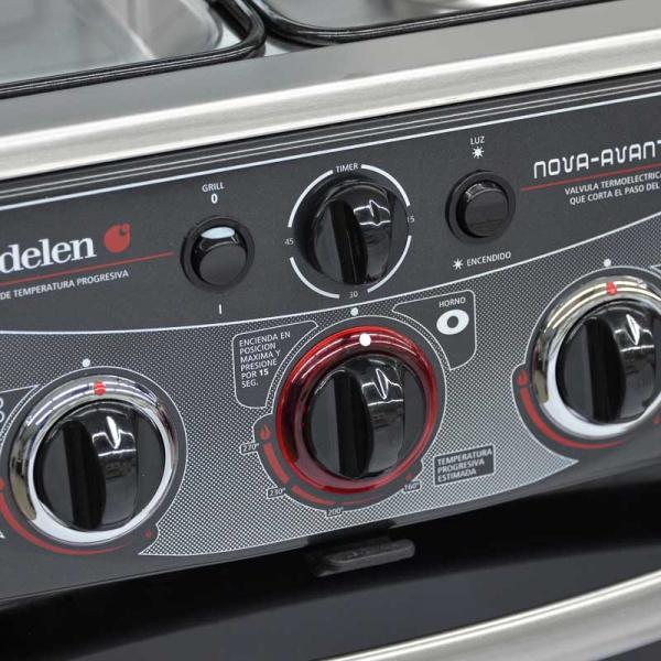 COCINA SINDELEN CH-9800 NEGRA